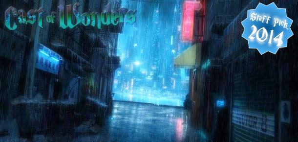 Episode 153: Staff Pick 2014 – Shimmer by Amanda C. Davis