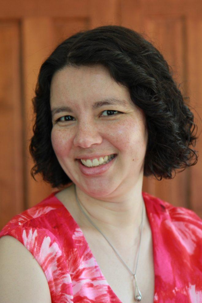 Caroline M. Yoachim author photo