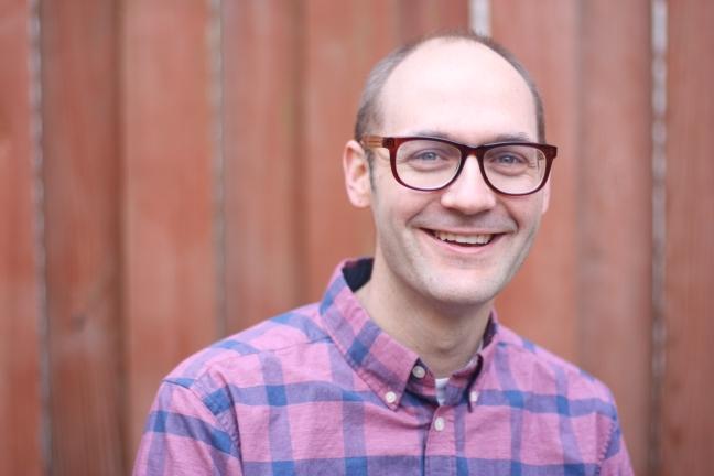 Author Photo of Shane Halbach