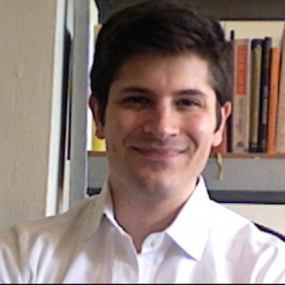 Luke Thomas author photo